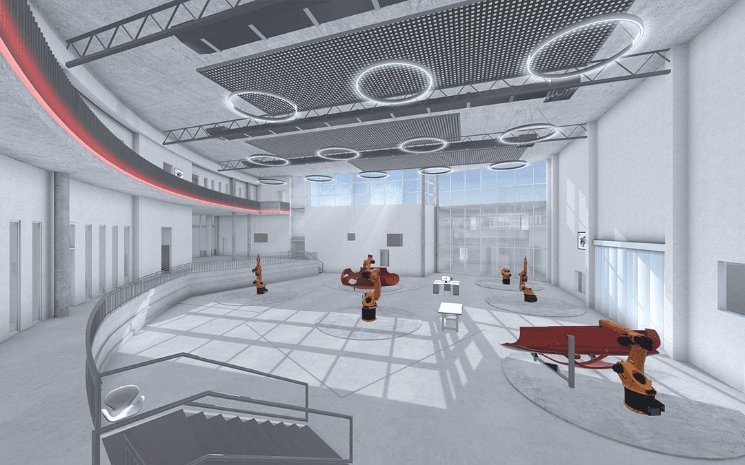 Industrie 4.0 in Mixed Reality