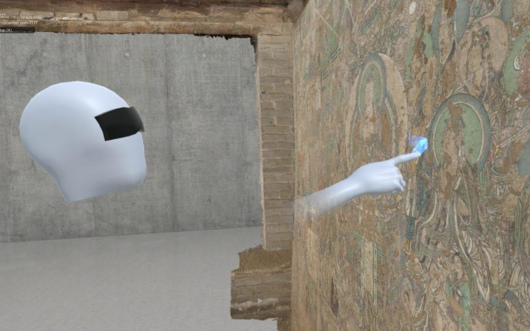 Kulturelles Erbe in virtueller Realität erleben