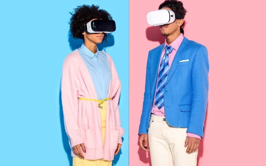 Virtual Reality finds its way into the fashion industry in virtual showrooms