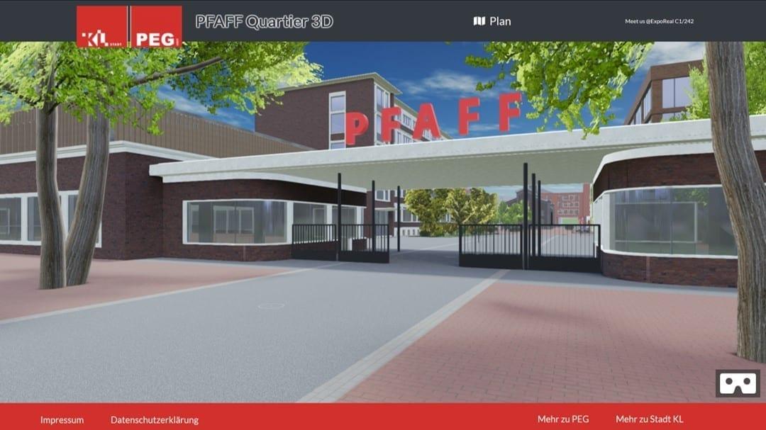Ein Blick ins Pfaff-Quartier der Zukunft