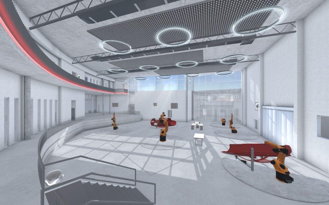SCA – Virtuelles Innovationszentrum – VR