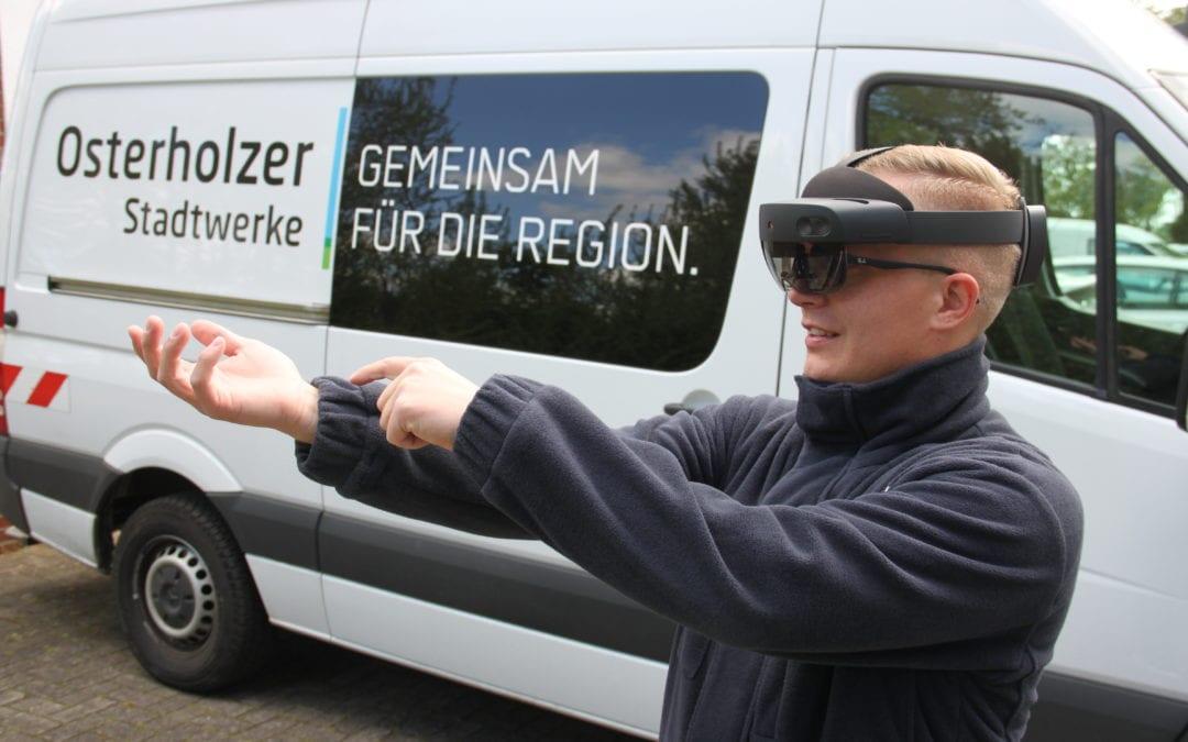 ZREALITY und Trianel Digital Lab starten weltweit erste Microsoft HoloLens 2-Anwendung für Energieanbieter
