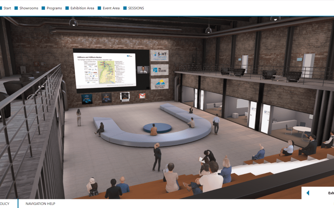 Xlinker New Energies Virtual Event mit ZREALITY